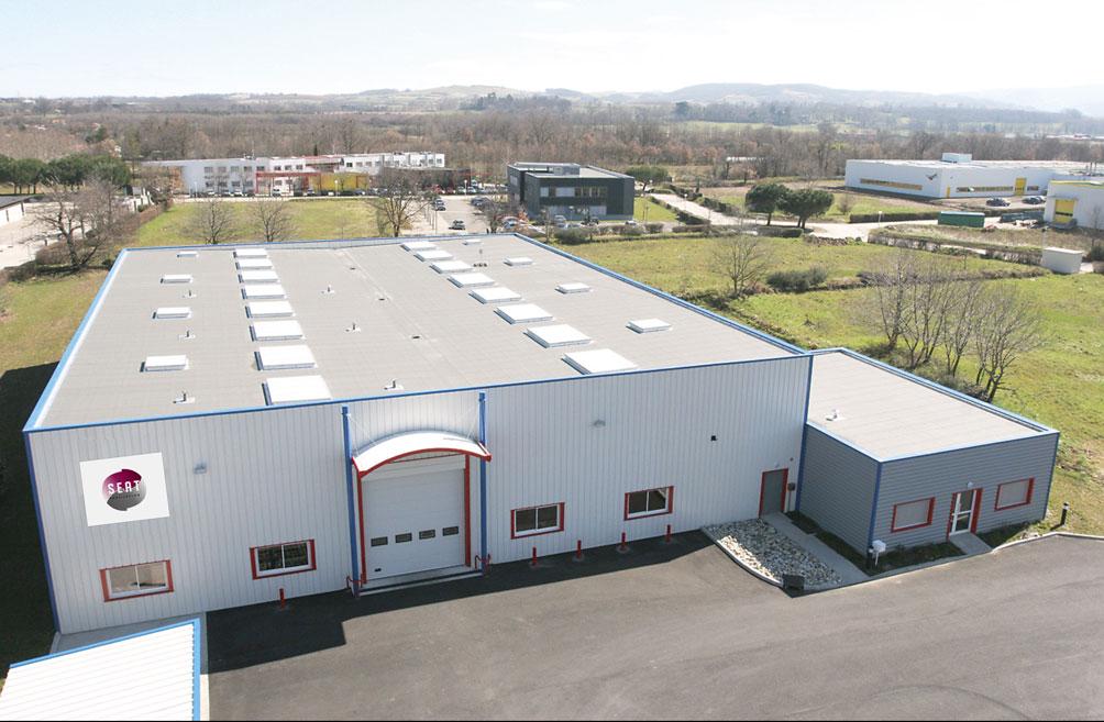 SEAT Ventilation factory